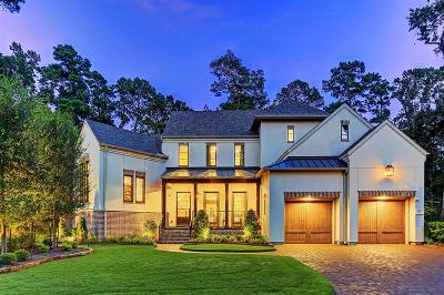 The Woodlands Single Family Home For Sale: 31 Gatewood Springs Drive