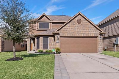 Conroe TX Single Family Home For Sale: $219,990