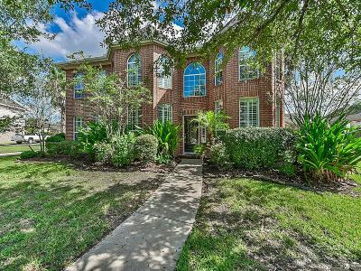 Friendswood Single Family Home For Sale: 1010 High Ridge