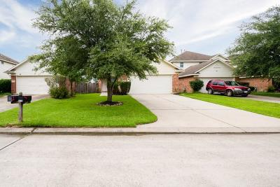 Magnolia Single Family Home For Sale: 7214 Winter Song Drive