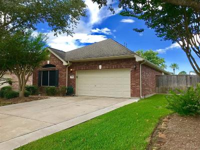 Pearland Single Family Home For Sale: 2110 W Marsala Drive Drive