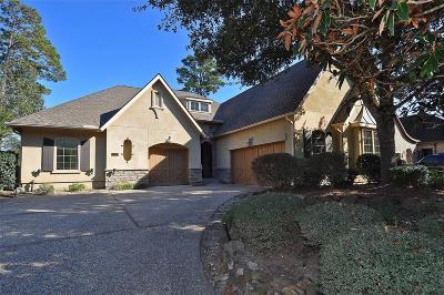 Kingwood Single Family Home For Sale: 28 Greens Edge Drive