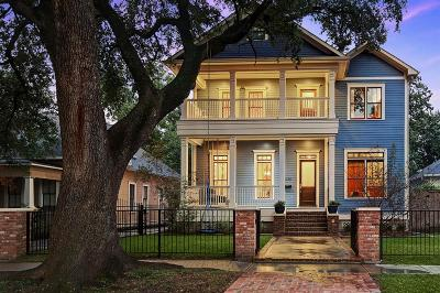 Houston Single Family Home For Sale: 1134 Arlington Street