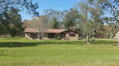 Santa Fe Single Family Home For Sale: 3806 Sias Street