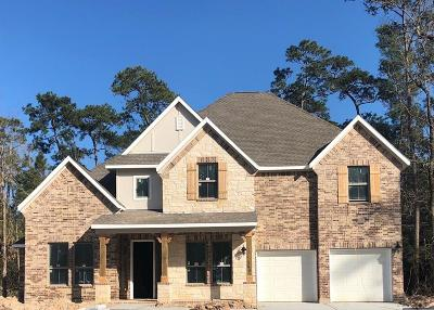 Conroe TX Single Family Home For Sale: $453,668