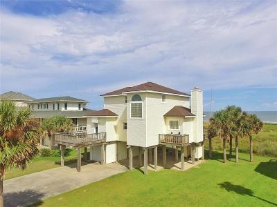 Galveston Single Family Home For Sale: 19327 Shores Drive