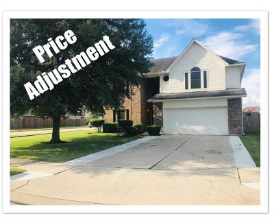 La Porte Single Family Home For Sale: 314 Josh Way