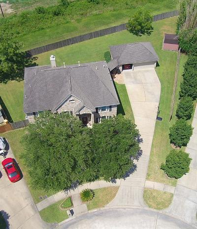 Friendswood Single Family Home For Sale: 2817 Everett Drive