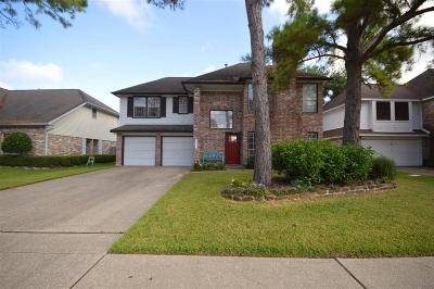 Houston Single Family Home For Sale: 1431 New Cedars Drive
