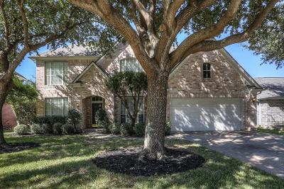 Deer Park Single Family Home For Sale: 1118 Park Green Drive
