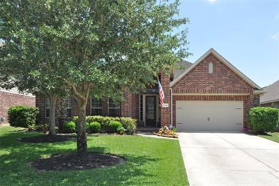 Houston Single Family Home For Sale: 13830 Barrett Ridge Lane
