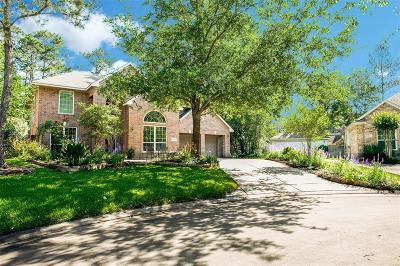The Woodlands Single Family Home For Sale: 139 N Piney Plains Circle
