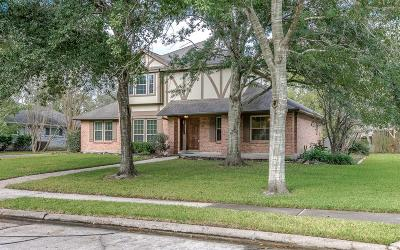 Friendswood Single Family Home For Sale: 1905 Hunt Drive