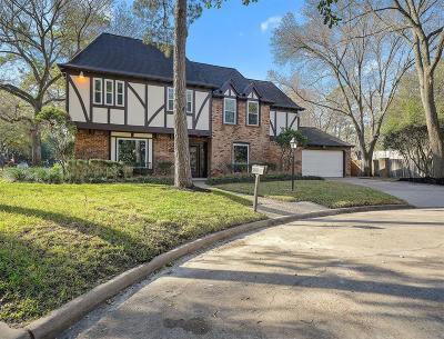 Memorial Single Family Home For Sale: 839 Thornvine Lane