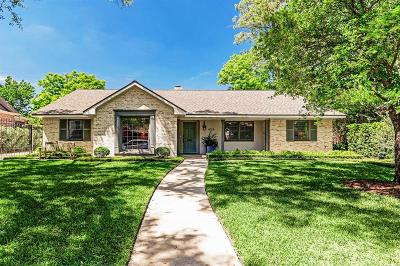Houston Single Family Home For Sale: 6126 Lynbrook Drive