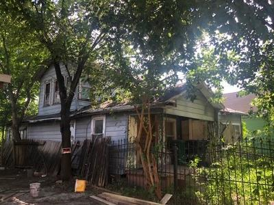 Houston Single Family Home For Sale: 7223 Avenue H