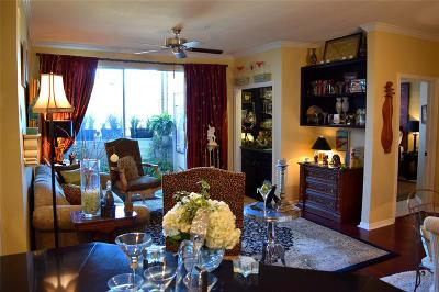 Houston Condo/Townhouse For Sale: 2100 Welch Street #C211
