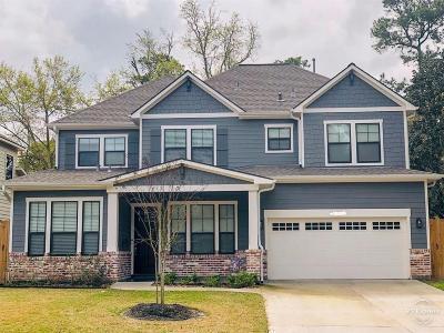 Houston Single Family Home For Sale: 6601 Wharton Street