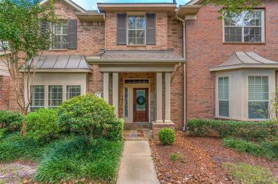 The Woodlands Condo/Townhouse For Sale: 35 Medley Lane