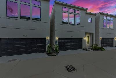 Houston Single Family Home For Sale: 8526 David