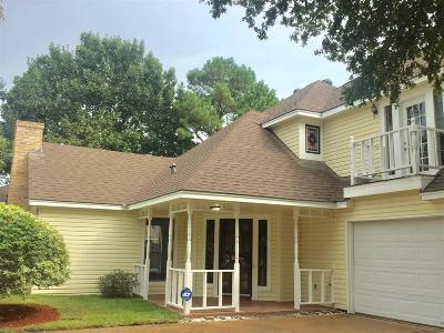 Houston Single Family Home For Sale: 9910 Jockey Club Drive