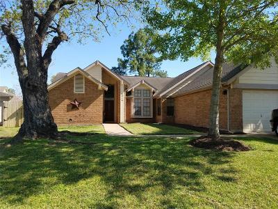 Houston Single Family Home For Sale: 8018 Green Devon Drive