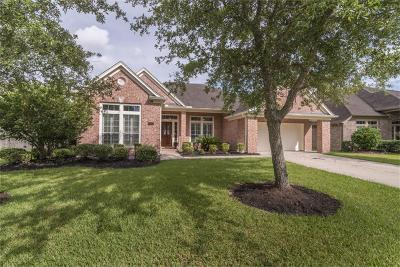 League City TX Single Family Home For Sale: $319,000