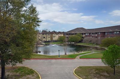 Kingwood Condo/Townhouse For Sale: 2803 Kings Crossing Drive #304