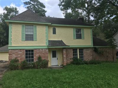 Conroe Single Family Home For Sale: 717 Vicksburg Court