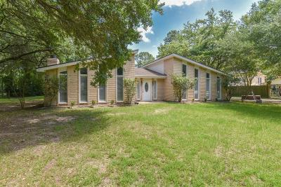 Cypress Single Family Home For Sale: 17110 Cypress Knee Drive