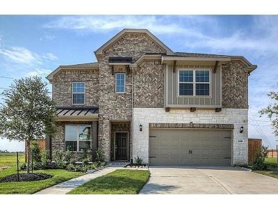 Katy Single Family Home For Sale: 23923 Providence Glen Trail