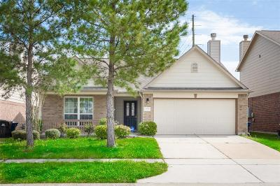 Spring Single Family Home For Sale: 3118 Pathfinders Pass