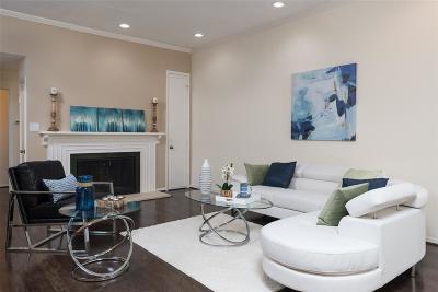 River Oaks Condo/Townhouse For Sale: 10 S Briar Hollow Lane #36