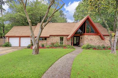 Houston Single Family Home For Sale: 11010 Crestmore Street