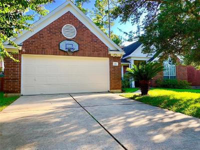 The Woodlands Single Family Home For Sale: 159 N Dreamweaver Circle