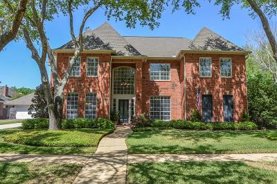 Sugar Land Single Family Home For Sale: 4102 Sleepycove Court