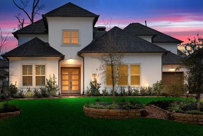 The Woodlands Single Family Home For Sale: 74 N Curly Willow Circle