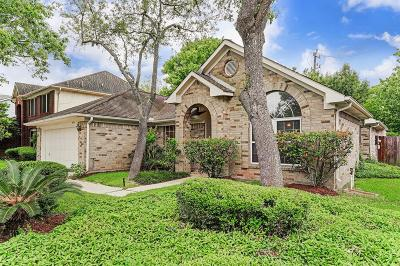 Friendswood Single Family Home For Sale: 4806 Pleasant Plains Drive