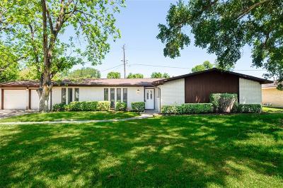 Houston Single Family Home For Sale: 11114 Hazelhurst Drive