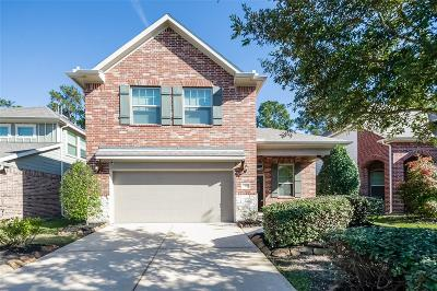 Tomball Single Family Home For Sale: 30 Wood Drake Place