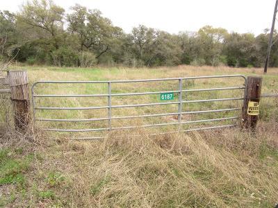Garwood TX Farm & Ranch For Sale: $259,900