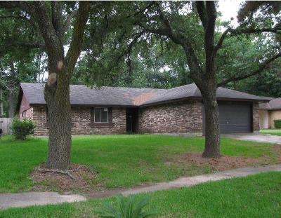 Humble Single Family Home For Sale: 5114 Enchanted Timbers Drive