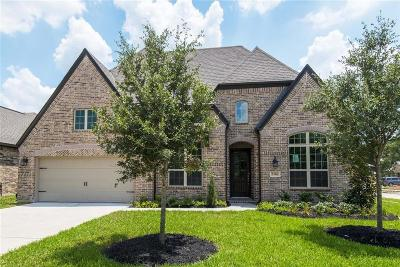 Fulbrook On Fulshear Creek Single Family Home For Sale: 5106 Long Branch Bend