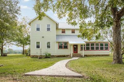 Fayette County Farm & Ranch For Sale: 7045 Fm 954