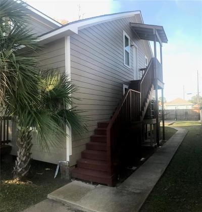 Galveston Rental For Rent: 2812 Avenue M #2