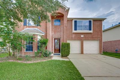 Spring Single Family Home For Sale: 1806 Adobe Falls Drive