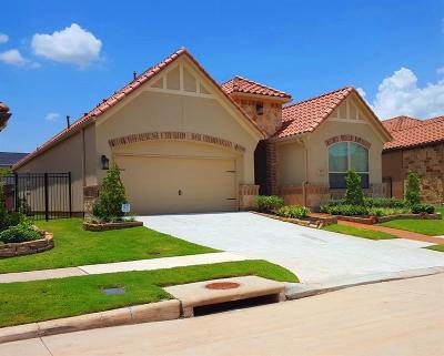 Sugar Land Single Family Home For Sale: 19 Silent Circle Drive