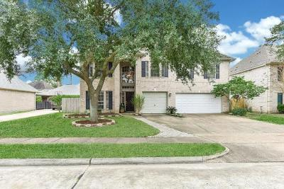 Pearland Single Family Home For Sale: 5206 Playa Dr