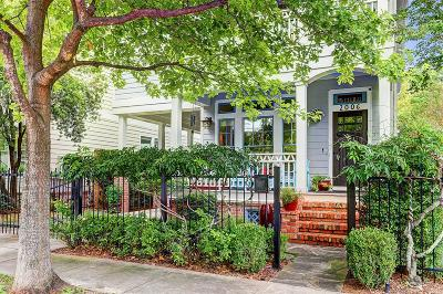 Houston Single Family Home For Sale: 2006 Singleton Street