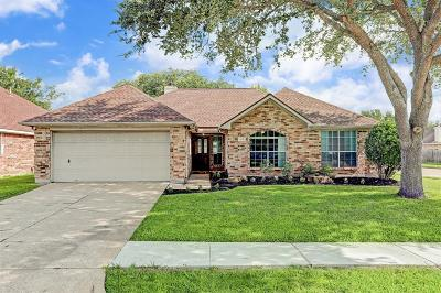 Pearland Single Family Home For Sale: 3531 Wellington Drive